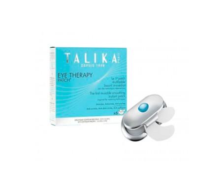 Talika Eye Therapy Patch 6 Unidades + estuche