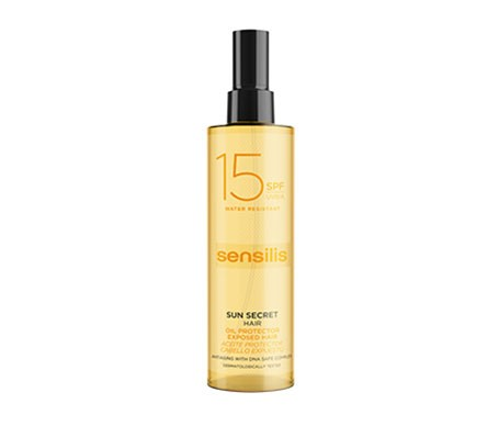 Sensilis Sun Secret Hair SPF15 100ml
