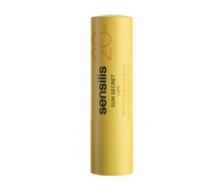 Sensilis Secret stick labios SPF 20+ 9g