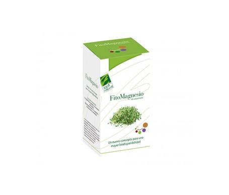 100% Natural FitoMagnesio Bienestar 60comp