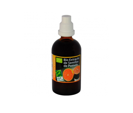 100% Natural Bio Extracto de Semillas de Pomelo Ecológico 50ml