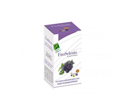 100% naturel Phyto Selenium Wellness 90caps