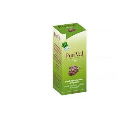 100% Natural Purival Plus 200ml