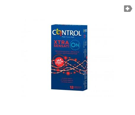 Control Xtra Sensation 12uds