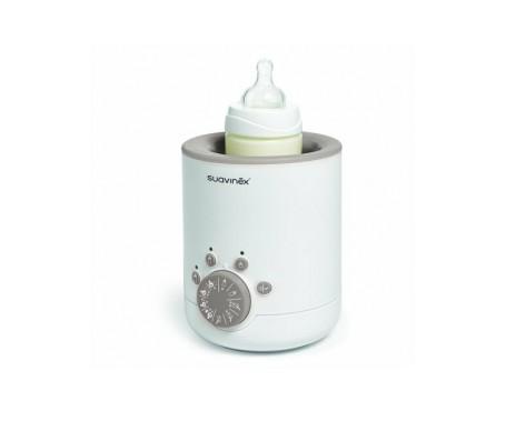 Suavinex® Calienta biberones con 3 funciones