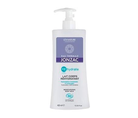 Jonzac Rehydrate leche corporal rehidratante 400ml