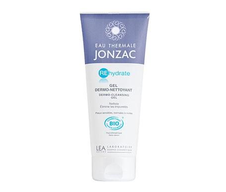 Jonzac Rehydrate gel dermo limpiador 200ml