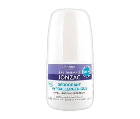 Jonzac desodorante hipoalergénico 24h 50ml