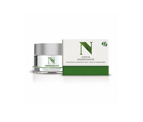 Soria Natural Crema Hidratante con Brotes de Haya 30ml