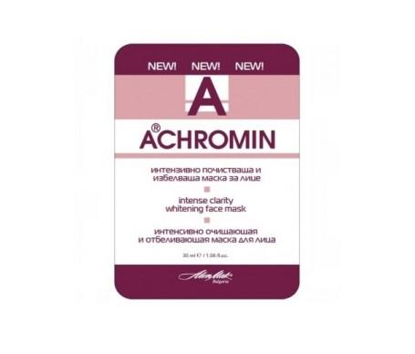 Achromin® mascarilla facial  blanqueamiento y limpieza intensiva 30ml