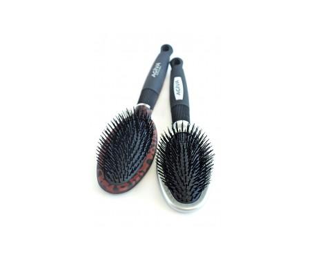 Spazzola aggressiva per capelli fini
