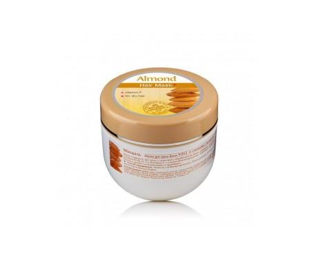 Almond mascarilla para pelo seco 250ml