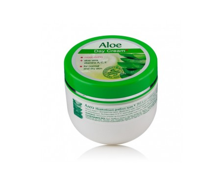 Aloe Vera Crema día Hidratante 100 ml