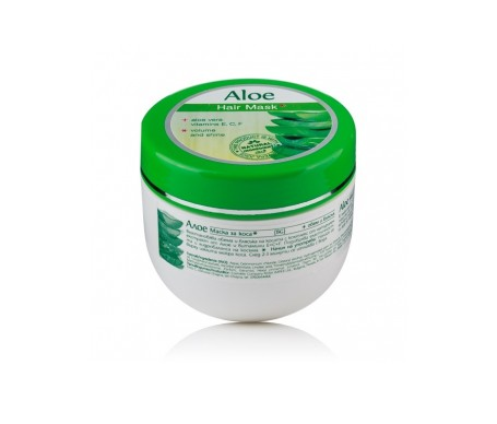 Aloe Vera Mascarilla Capilar Volumen Y Brillo 250 ml