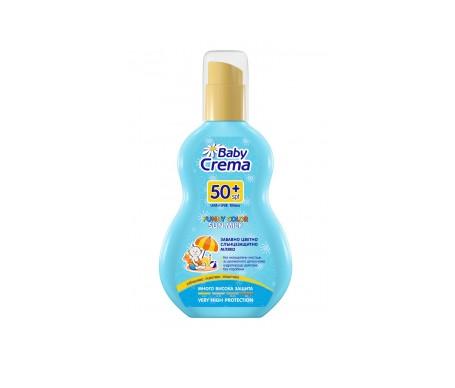 Crème pour bébés Lait de protection solaire pour enfants SPF 50+ Spray 150ml
