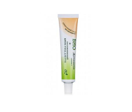 Bio Rejuvenating Cream With Ginseng Without Parabens 45ml
