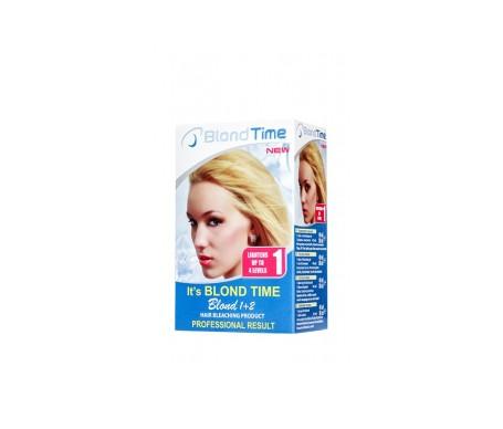 Blond Time decolorante del cabello blond 1+2 120ml