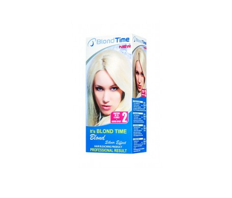 Blond Time Colorante para el cabello blond silver effect