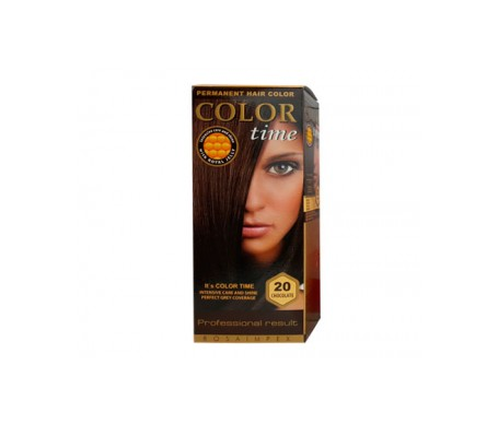 Color Time Tinte En Gel Olor Chocolate 20