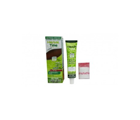 Herbal Time Tinte Henna color guinda nº4 75ml