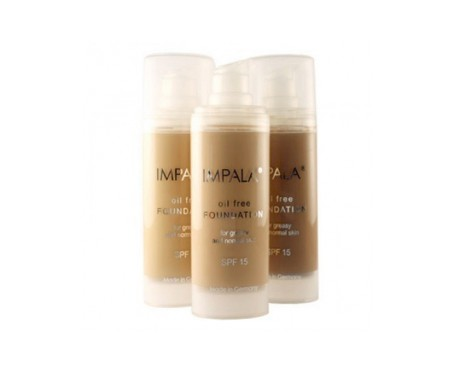 Impala Base  Maquillaje Oil-free N3