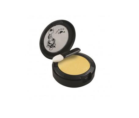 Impala Sombra  Ojos En Crema Color Amarillo Dorado