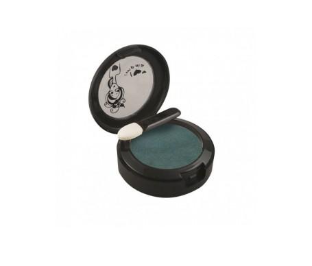Impala Sombra  Ojos En Crema Color Gris Oscuro Verdoso
