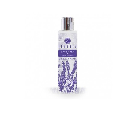 Leganza Micellar Wasser mit Lavendel Ätherisches Öl 125 ml