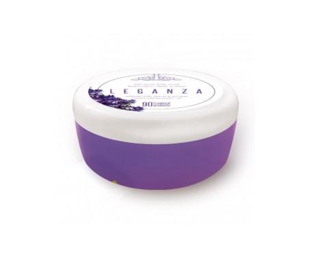 Leganza Exfoliante corporal con Aceite de Lavanda y Yogurt 240gr