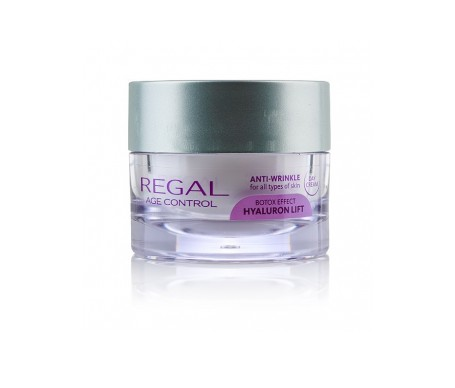 Regal Age Control Crema de dia Antiarrugas Efecto Bottox Hyaluron Lift 45 ml