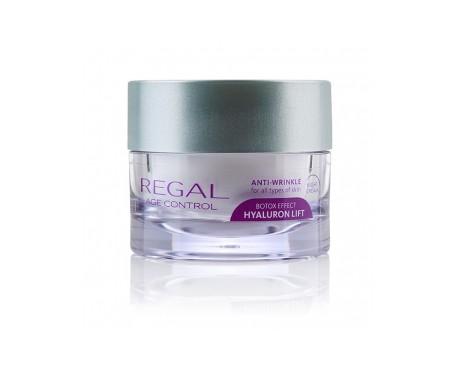 Regal Age Control Crème de nuit anti-rides Crème de nuit Botox Effet Hyaluron Lift 45 ml