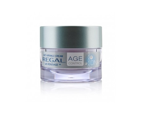 Regal Age Control Crema Antiedad Con Renovage Y Dna 45ml