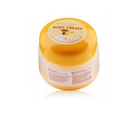 Regal Honey & Milk Crema Corporal Con Extracto  Miel Y Leche 145 ml