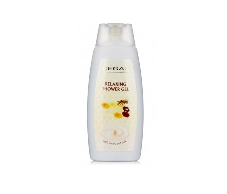 Regal Honey & Milk Gel  Ducha Relajante, Con Extracto  Miel Y Leche 250 ml