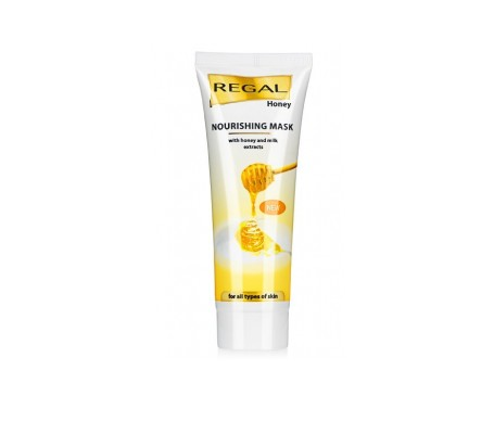 Regal Honey & Milk Mascarilla Nutritiva Con Extracto  Miel Y Leche 75 ml