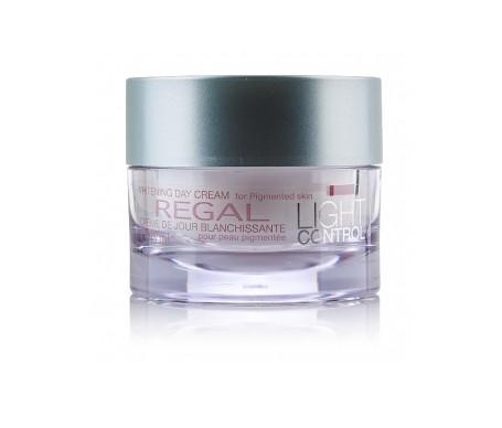 Regal Light Control Crema  Día Blanqueante Para Piel Pigmentada