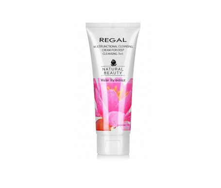 Regal Natural Beauty Multifunktionale Reinigungscreme 7 in 1 für alle Hauttypen 100ml