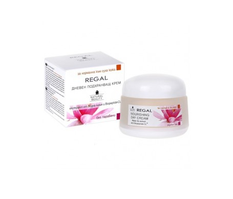 Regal Natural Beauty Crema Nutritiva  Día Piel Normal A Seca 50 ml