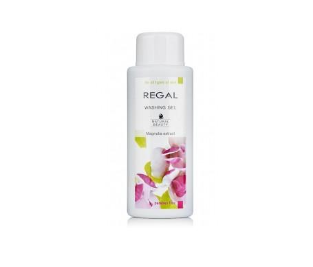 Regal Natural Beauty Gel  Lavado Para Todo Tipo  Piel 200 ml