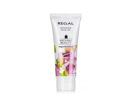 Regal Natural Beauty Gel Exfoliante Facial Para Todo Tipo  Piel 100 ml