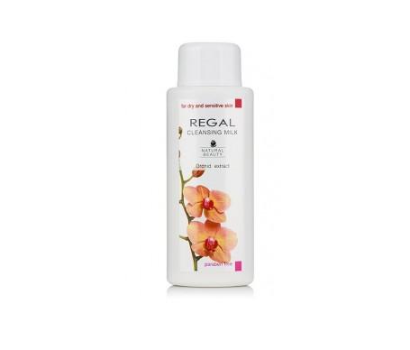 Regal Natural Beauty Leche Limpiadora Para Pieles Secas Y Sensible 200 ml