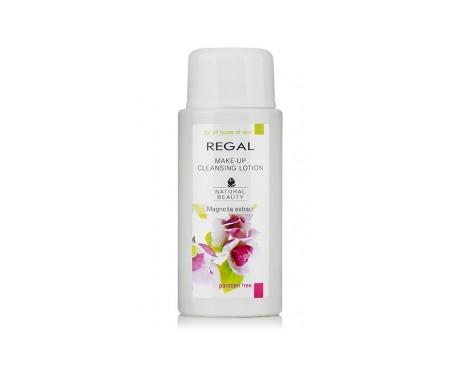 Regal Natural Beauty Loción Limpiadora Del  Maquillaje Para Todo Tipo De Piel 135 ml
