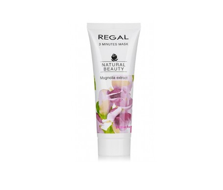 Regal Natural Beauty Mascarilla 3 Minutos Para Todo Tipo Piel 75 ml