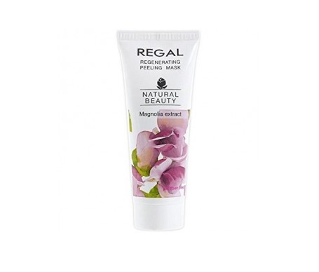 Regal Natural Beauty Mascarilla Regenerativa Peeling Para Todo Tipo De Piel 75 ml