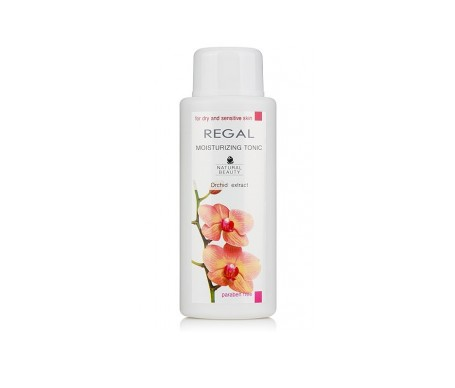Regal Natural Beauty Tónico Hidratante Para Piel Seca Y Sensible 200 ml