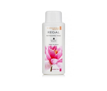 Regal Natural Beauty Tónico Refrescante Para Piel Normal Y Mixta 200 ml