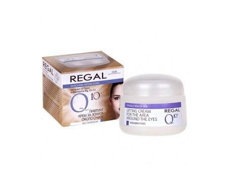 Regal Q10+ Crema Con Efecto Lifting Para Los Contornos  Los Ojos 20 ml