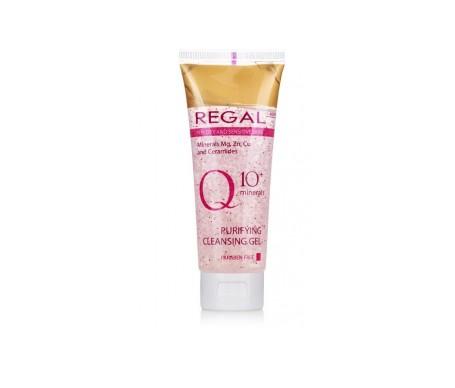 Regal Q10+ Gel Limpiador Para Piel Seca Y Sensible