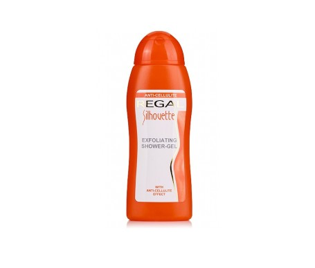 Regal Silhouette Gel Exfoliante  Ducha Anticelulítico