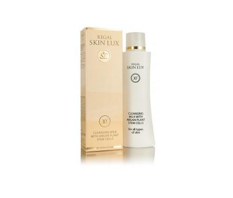 Regal Skin Lux Leche Limpiadora Con Células Madre  Argán 30+ 200 ml